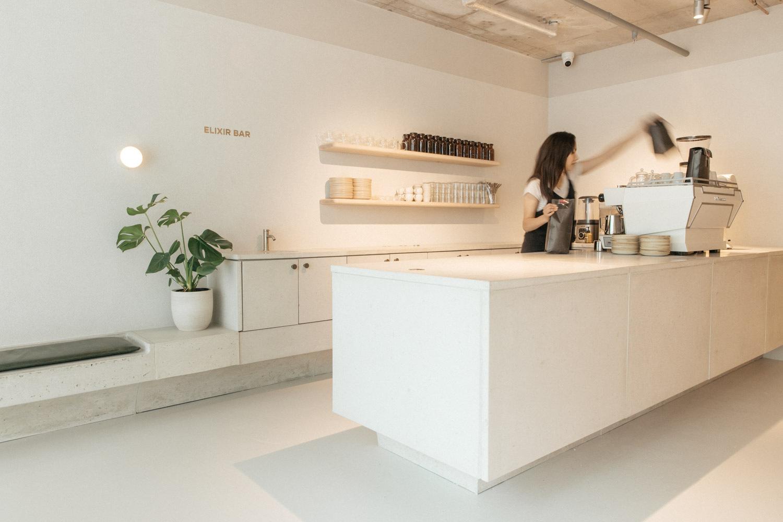 Adytum Sanctum - Elixar Bar - cafe