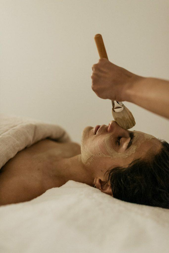 Adytum Sanctum – Spa – Facial treatment